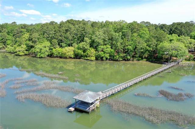 36 Chechessee Bluff Circle, Okatie, SC 29909 (MLS #416965) :: Southern Lifestyle Properties