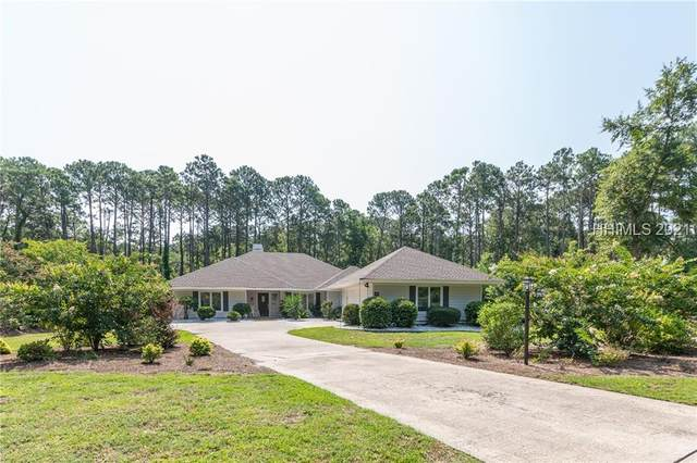 14 Big Woods Dr, Hilton Head Island, SC 29926 (MLS #416970) :: Collins Group Realty
