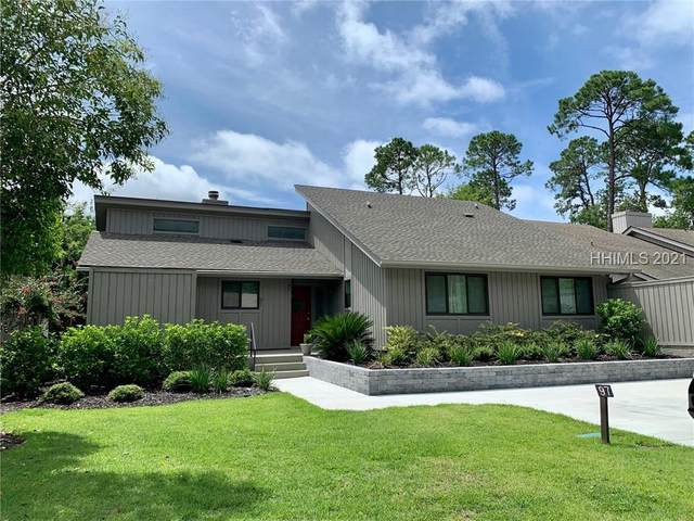 97 Otter Road, Hilton Head Island, SC 29928 (MLS #416977) :: The Alliance Group Realty