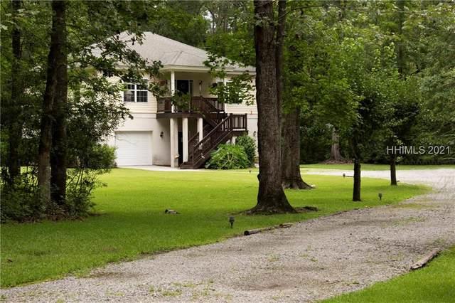 21 Walnut Hill Drive, Okatie, SC 29909 (MLS #416980) :: The Sheri Nixon Team