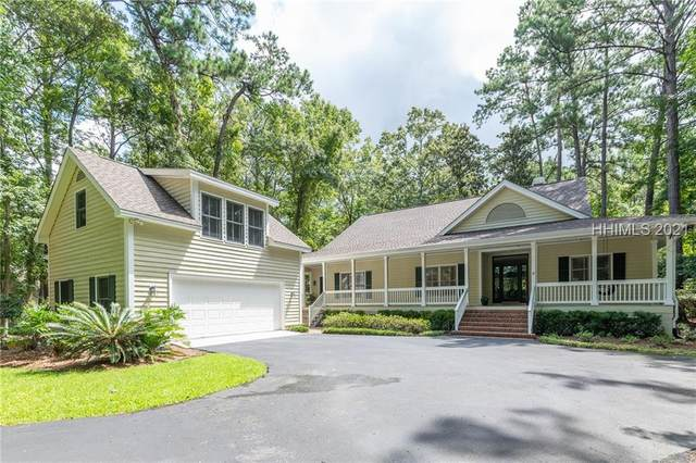 59 Osprey Circle, Okatie, SC 29909 (MLS #416996) :: Collins Group Realty