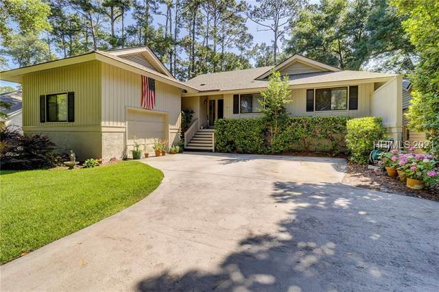 55 Oak Court, Hilton Head Island, SC 29928 (MLS #416998) :: Southern Lifestyle Properties