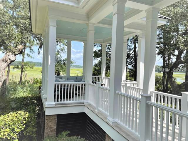 20 Carrier Bluff, Bluffton, SC 29909 (MLS #416999) :: Coastal Realty Group