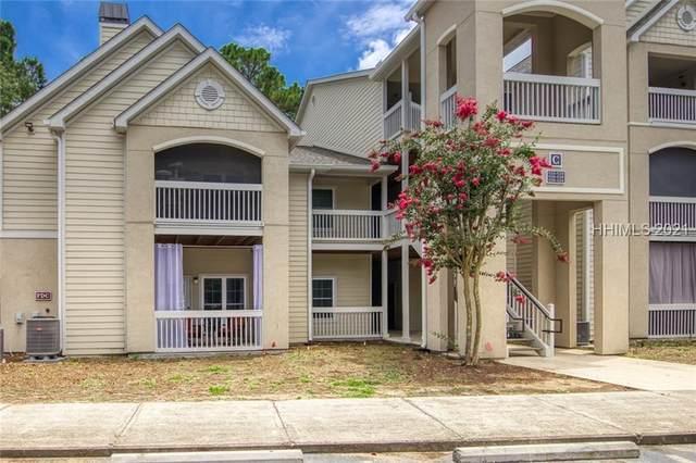 380 Marshland Road C17, Hilton Head Island, SC 29926 (MLS #417014) :: Hilton Head Dot Real Estate