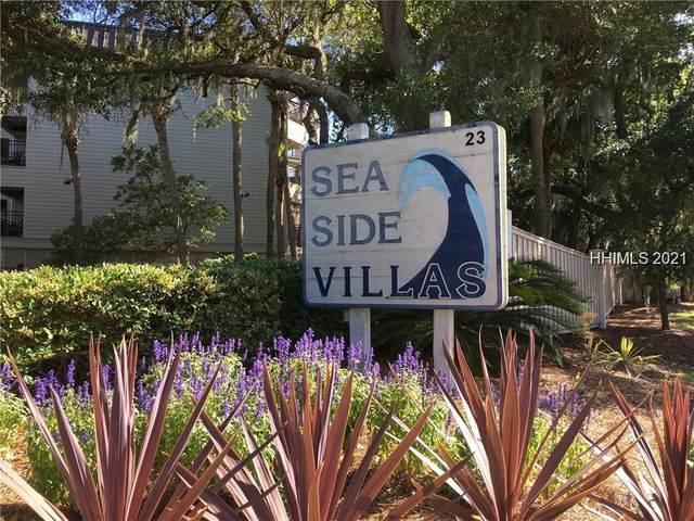23 S Forest Beach #107, Hilton Head Island, SC 29928 (MLS #417025) :: Hilton Head Dot Real Estate