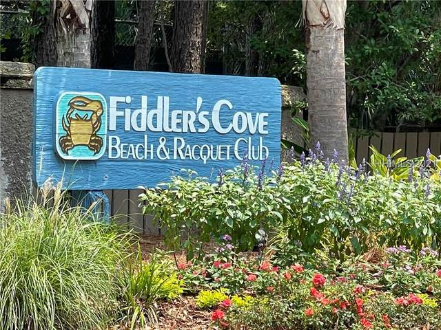 45 Folly Field Road 3K, Hilton Head Island, SC 29928 (MLS #417044) :: Hilton Head Dot Real Estate