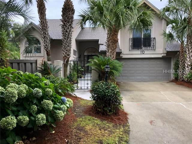 10 Fairway Winds Place, Hilton Head Island, SC 29928 (MLS #417052) :: Collins Group Realty