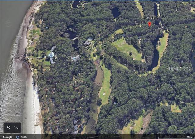 10 Jacks Dr, Daufuskie Island, SC 29915 (MLS #417063) :: Hilton Head Dot Real Estate