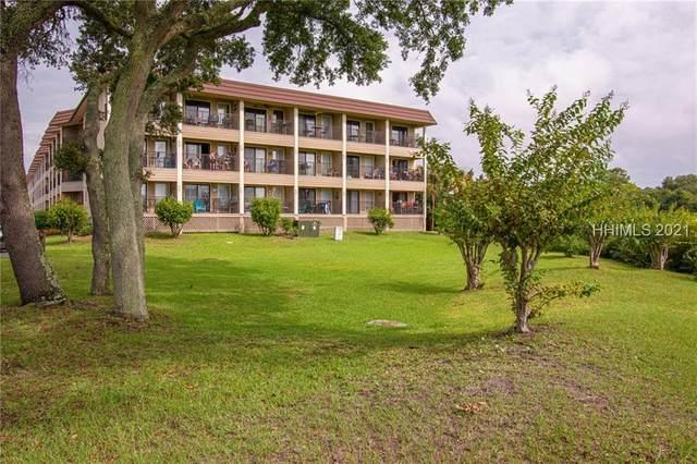 40 Folly Field Road C224, Hilton Head Island, SC 29928 (MLS #417066) :: Hilton Head Dot Real Estate