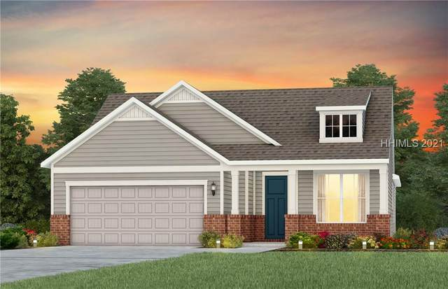 798 Turnberry Woods Drive, Bluffton, SC 29909 (MLS #417079) :: The Bradford Group
