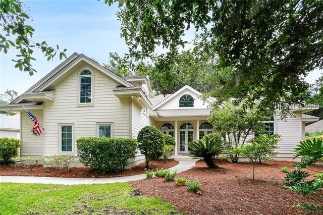 222 Fort Howell Drive, Hilton Head Island, SC 29926 (MLS #417083) :: Hilton Head Dot Real Estate