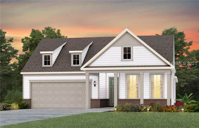805 Turnberry Woods Drive, Bluffton, SC 29909 (MLS #417094) :: The Bradford Group