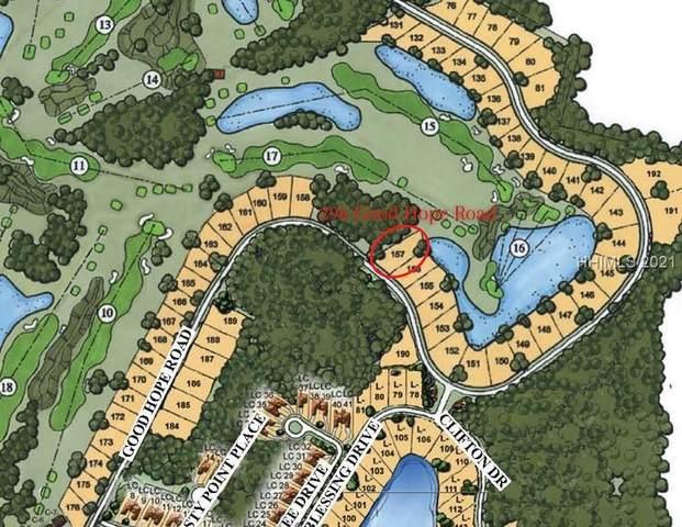 296 Good Hope Rd, Okatie, SC 29909 (MLS #417100) :: Southern Lifestyle Properties