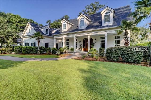 8 Berkeley Court, Bluffton, SC 29910 (MLS #417102) :: Hilton Head Dot Real Estate