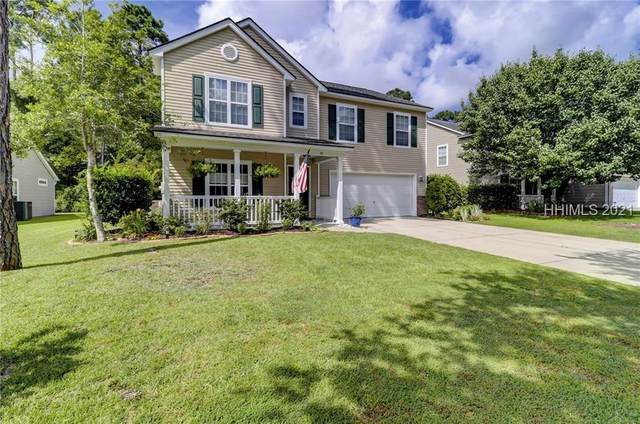 10 Hidden Lakes Drive, Bluffton, SC 29910 (MLS #417104) :: The Alliance Group Realty