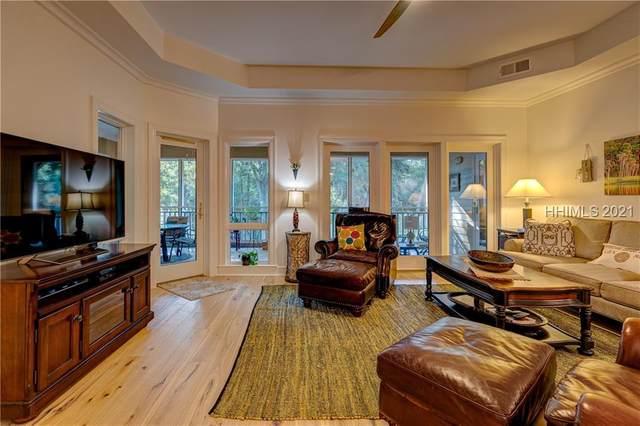 87 Ocean Lane #8102, Hilton Head Island, SC 29928 (MLS #417118) :: Hilton Head Dot Real Estate