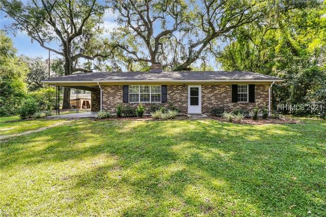1286 Bees Creek Rd, Ridgeland, SC 29936 (MLS #417119) :: Southern Lifestyle Properties