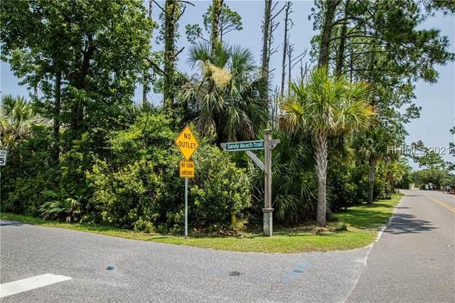 2 Sandy Beach Trail, Hilton Head Island, SC 29928 (MLS #417141) :: Southern Lifestyle Properties