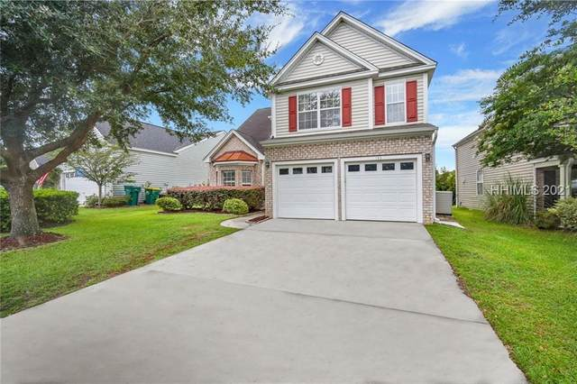 193 Oakesdale Drive, Bluffton, SC 29909 (MLS #417142) :: The Alliance Group Realty