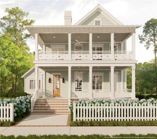 212 Hunting Lodge Road, Bluffton, SC 29910 (MLS #417146) :: Southern Lifestyle Properties