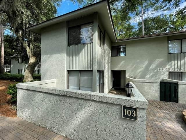 90 Gloucester Road #103, Hilton Head Island, SC 29928 (MLS #417151) :: Charter One Realty