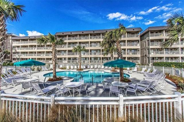 43 S Forest Beach Drive #114, Hilton Head Island, SC 29928 (MLS #417158) :: Southern Lifestyle Properties