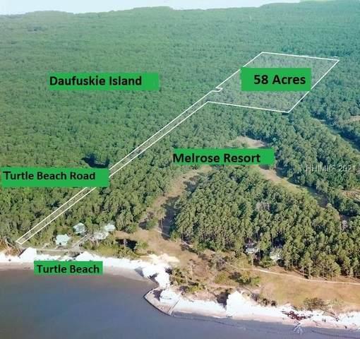 101 Turtle Beach Road, Daufuskie Island, SC 29915 (MLS #417166) :: The Sheri Nixon Team