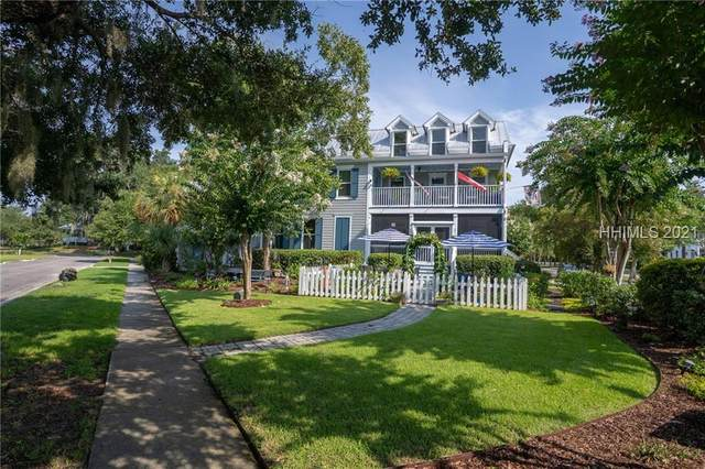 114 Bryan Drive, Beaufort, SC 29902 (MLS #417193) :: The Alliance Group Realty