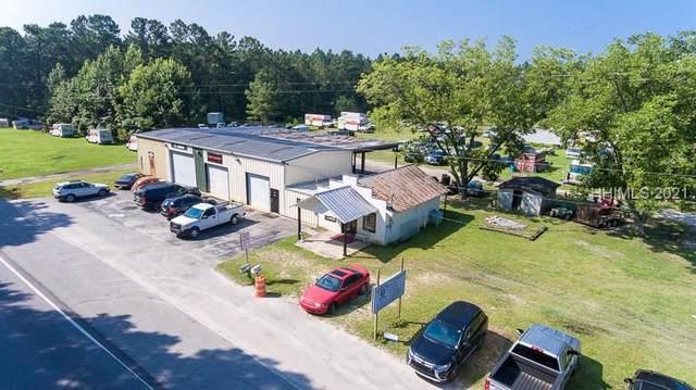 6266 Yemassee Highway, Varnville, SC 29944 (MLS #417211) :: Colleen Sullivan Real Estate Group