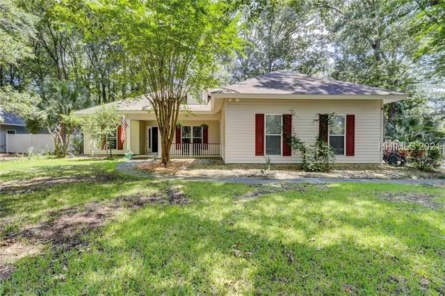 4 Chechessee Bluff Circle, Bluffton, SC 29909 (MLS #417216) :: Southern Lifestyle Properties