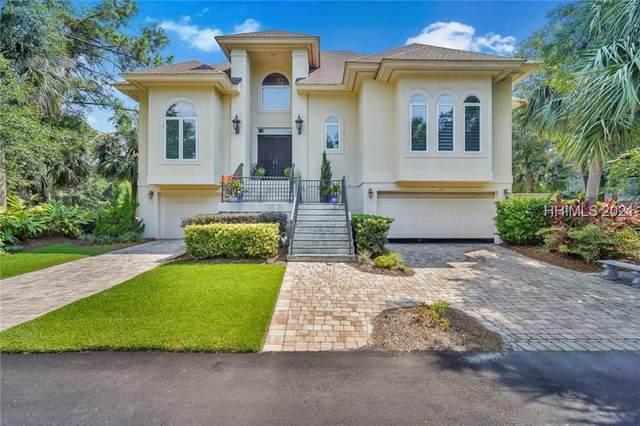 1 Driftwood Lane, Hilton Head Island, SC 29928 (MLS #417221) :: Southern Lifestyle Properties