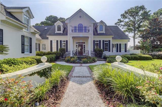 322 Bamberg Drive, Bluffton, SC 29910 (MLS #417224) :: The Alliance Group Realty