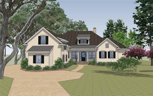 18 Dolphin Lane, Okatie, SC 29909 (MLS #417238) :: Colleen Sullivan Real Estate Group
