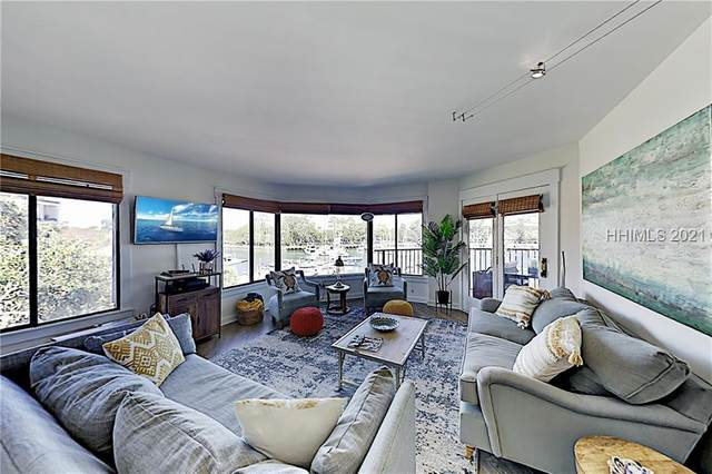 7 Shelter Cove Lane #7542, Hilton Head Island, SC 29928 (MLS #417243) :: Hilton Head Dot Real Estate