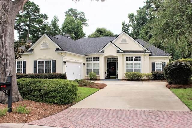 46 Crossings Blvd Boulevard, Bluffton, SC 29910 (MLS #417249) :: Hilton Head Dot Real Estate