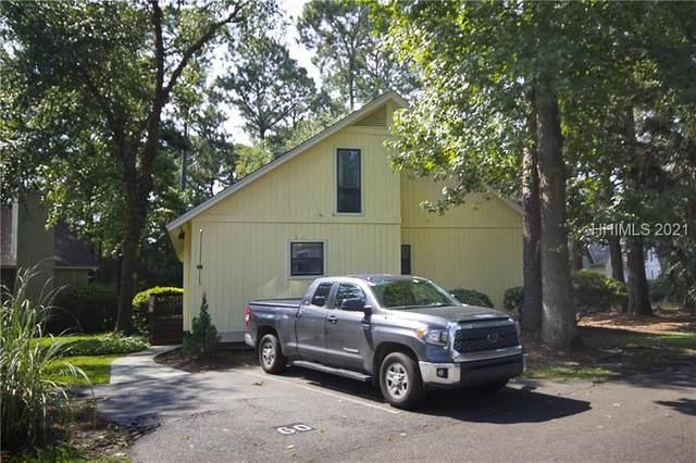 60 Black Watch Drive #60, Hilton Head Island, SC 29926 (MLS #417259) :: The Alliance Group Realty