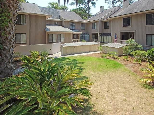 125 Shipyard Drive #165, Hilton Head Island, SC 29928 (MLS #417263) :: Southern Lifestyle Properties