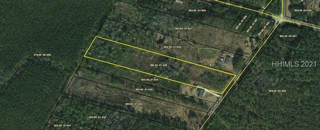 Firetower Road, Pineland, SC 29934 (MLS #417273) :: The Alliance Group Realty