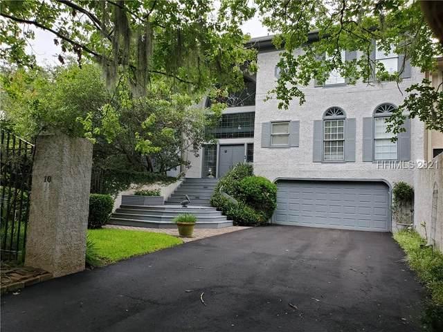10 Oyster Landing Lane, Hilton Head Island, SC 29928 (MLS #417284) :: Southern Lifestyle Properties