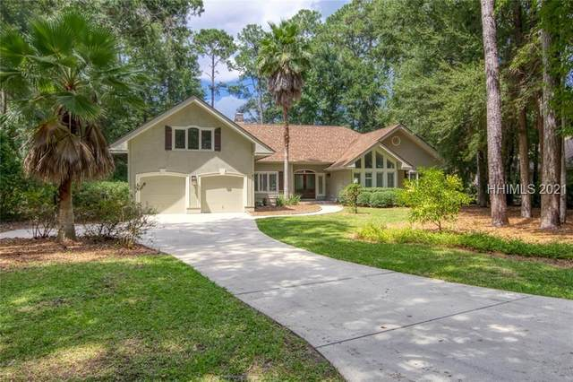 56 Sussex Lane, Hilton Head Island, SC 29926 (MLS #417303) :: The Alliance Group Realty