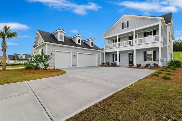 359 Flatwater Drive, Bluffton, SC 29910 (MLS #417326) :: Southern Lifestyle Properties