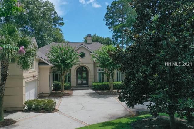 18 Cumberland Drive, Bluffton, SC 29910 (MLS #417428) :: Southern Lifestyle Properties