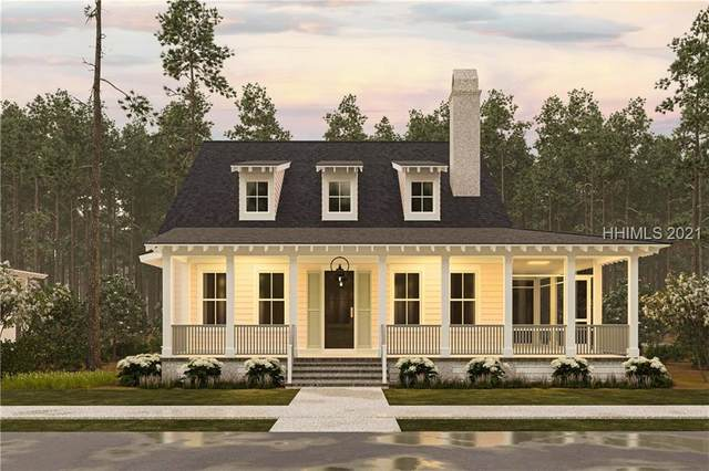 9 Meadowhawk Road, Bluffton, SC 29909 (MLS #417483) :: Southern Lifestyle Properties
