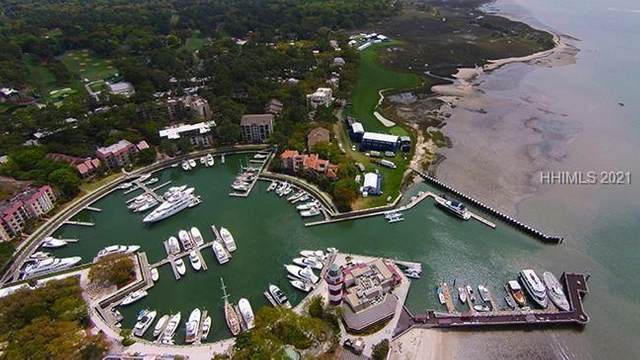 79 Harbour Town Yacht Basin, Hilton Head Island, SC 29928 (MLS #417533) :: Southern Lifestyle Properties