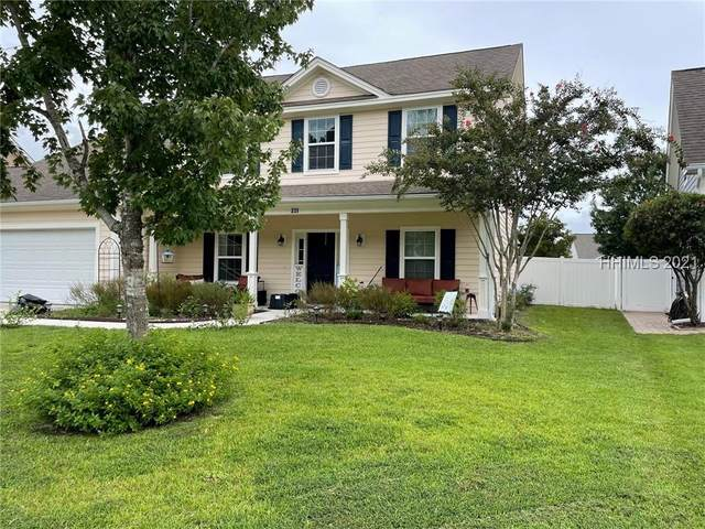 231 Station Parkway, Bluffton, SC 29910 (MLS #417592) :: The Alliance Group Realty