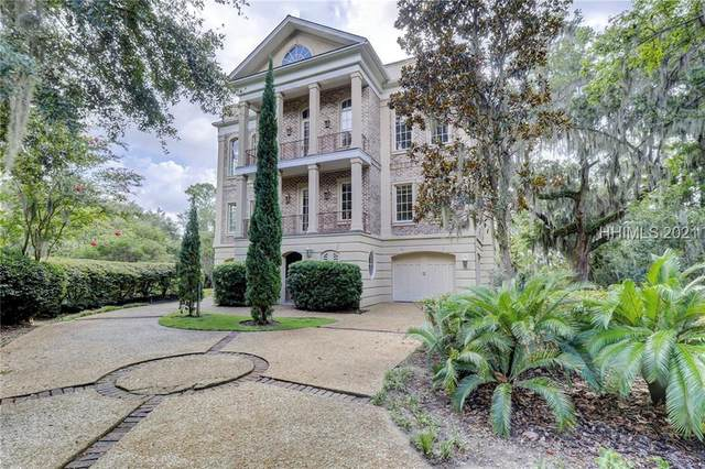 10 Honors Row, Bluffton, SC 29910 (MLS #417622) :: Colleen Sullivan Real Estate Group