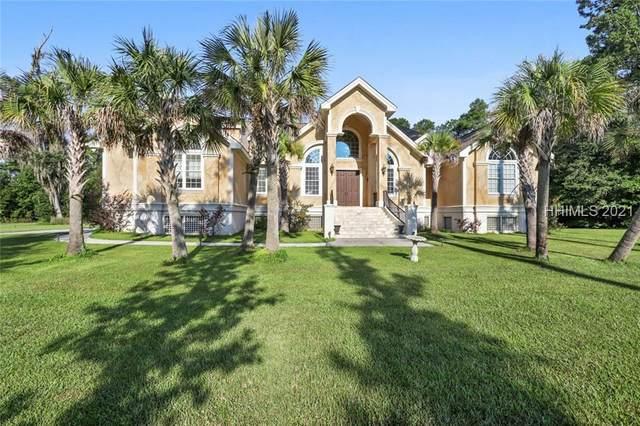 415 Handsome Oak Drive, Hardeeville, SC 29927 (MLS #417648) :: Coastal Realty Group