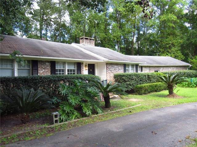 617 Bailey Lane, Ridgeland, SC 29936 (MLS #417661) :: Charter One Realty