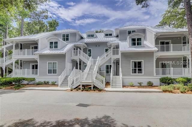 14 Wimbledon Court #138, Hilton Head Island, SC 29928 (MLS #417686) :: Southern Lifestyle Properties