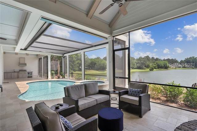 17 Belmont Dr, Bluffton, SC 29910 (MLS #417712) :: Southern Lifestyle Properties
